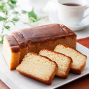 ブランデーケーキ 菓子処かきぬま 茨城県 最高級ブランデーXOをたっぷり使用。芳醇な香りの贅沢な大人スイーツ