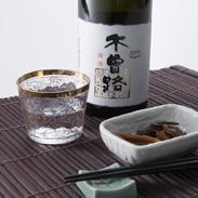 木曽路 純米大吟醸 株式会社湯川酒造店 長野県 杜氏と蔵人の技が凝縮された極上の純米大吟醸