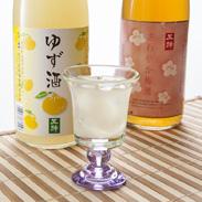 五神 さわやか梅酒&ゆず酒セット 五條酒造株式会社 奈良県 地元産梅と高知の契約農家の土佐ゆずで作った爽やかなリキュール。