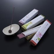 精油のしずく 癒しの時間 淡路梅薫堂株式会社 兵庫県 高品質の天然精油だけを用いて作られた癒しのお香詰め合せです。