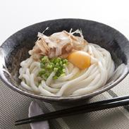半生うどん300g×12袋(つゆ無し) 岡坂商店 香川県 麺の粘りとコシの強さが特徴。老舗粉問屋がつくる本場讃岐うどん