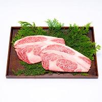 吟醸牛 リブロースステーキ〔300g×2枚〕 福井県 トキノ屋食品