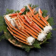 ボイルズワイガニ肩2kg 株式会社TMフーズ 福岡県 たっぷり食べ応えがある、ボイルズワイガニの詰め合わせ。