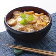 あぶら麩丼たれ付きセット3人前 株式会社北上食品工業 宮城県 宮城のご当地グルメ「あぶら麩丼」を手軽に味わえます。