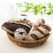 天然酵母パンセット 鍵屋 群馬県 もっちり、旨みたっぷり。地元産の果物を醗酵させた自家製天然酵母で作った無添加パン