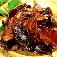 しいたけ山椒 食彩の里 ふしみ 熊本県 ピリっと刺激的な山椒の香りが広がる、肉厚の椎茸がたっぷり入った山里の佃煮