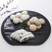 餅詰め合わせ 株式会社竹原田ファーム 山形県 山形・庄内地方自慢のもち米「でわのもち」を使った、ねばりのあるお餅