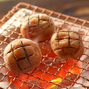 焼き梅 河本食品株式会社 和歌山県 大粒の紀州南高梅を遠赤外線でじっくり焼き上げた新感覚の梅干し