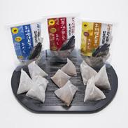 だしソムリエセット 合資会社鵜飼商店 愛知県 厳選素材の煮干しや鰹節をブレンド。毎日の料理がワンランク上の味わいに。