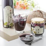 桑の実ジュース・桑の実ジャム詰合せセット 株式会社峯樹木園 熊本県 アントシアン豊富な桑の実をてんさい糖で仕上げた一品
