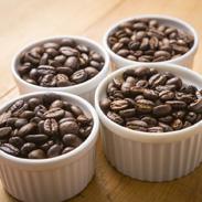 煎りたてスペシャリティーコーヒー飲み比べセット(豆のまま) イエムラコーヒー 愛媛県 自家焙煎ならでは風味と豆のふくらみ