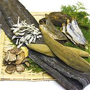 だしパックセット(太郎・さくら) 青木水産 愛媛県 厳選国産原料を独自に配合した、完全無添加のいりことかつおのだしパック