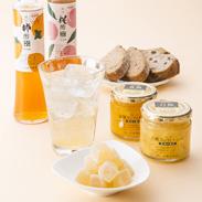 全種セット 佐藤果樹園 岡山県 白桃、黄桃を原材料とした桃三昧のセットです