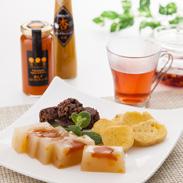 あんずの里のあんずショップ 株式会社横島物産 長野県 日本一のあんずの里、信州・千曲市の自社農園で収穫した杏づくしセット