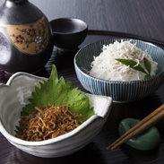 ちりめんじゃこ (しらす干し) 株式会社綱元 祇園丸 愛媛県 天然の風味そのまま。漁獲から加工まで一貫生産しました