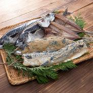 やまねギフトセット やまね 鳥取県 伝承の技に独自の製法を加えて仕上げた「酒津の塩さば」と干物・漬け魚の詰め合せ
