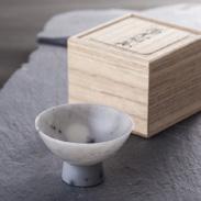 �x盃 水口青玉堂 富山県 百有余年伝承された精巧な職人技で、�x石を彫り、磨き上げた至高の伝統工芸品