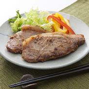 埼玉県産豚味噌漬け900g 地場産食材 寳 埼玉県 埼玉県産豚、秩父味噌など地元産にトコトンこだわった厚切り豚ステーキ