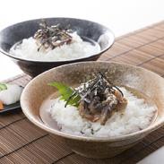 牧島流鯵茶漬け定番セット 有限会社徳信 長崎県 刺身でも食べられる新鮮な鯵と特製出汁が決め手の至極の茶漬け