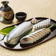 しめさば蒲鉾(一本) 町田食品株式会社 長崎県 まるで鯖寿司!鯖好きにおすすめの新感覚蒲鉾