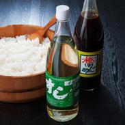 天龍いちおしセット 天龍 和歌山県 約一世紀半にわたって伝統の醸造法を守り続ける紀州・有田の老舗醸造所を代表する2種の酢