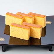 米粉100%ひとめぼれカステラ 株式会社千秋堂 岩手県 モチモチの食感とたまごの濃厚な風味を楽しめる米粉カステラ