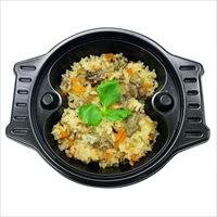 かき炊き込みご飯 2個 〔(加工米130g、かき入り調味液135g)×2〕 調理セット ごはん 惣菜