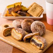 お茶うけ詰め合わせ 渡辺菓子店 宮城県 必須脂肪酸・α-リノレン酸を多く含む「えごま」を使った体にいいお菓子のセット