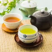 彩・セットC 千歳園 埼玉県 静岡茶、宇治茶と並ぶ「日本三大茶」狭山茶のリーフとティーバッグのセット