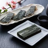 味付海苔・海のせんべい詰合せ 愛媛海苔株式会社 愛媛県 知る人ぞ知る海苔の特産地、西条市の老舗メーカーの定番セット