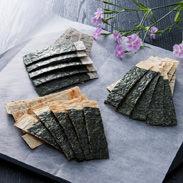 海のせんべい詰合せ 愛媛海苔株式会社 愛媛県 魚のすり身と海苔をサクサクっとした食感に仕上げた新感覚スナック