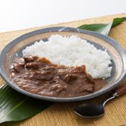 馬レー マルコー興産 福岡県 高たんぱく低脂肪・1袋当たり130kcal、ヘルシーな馬肉を使ったレトルトカレー