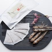 炭火焼焼あごだしパック35包 有限会社マルイ水産商事 長崎県 手軽に料亭の味を楽しめる、焼あご100%の天然だしパック