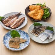 旬のアジ・サバ・イワシセット 有限会社マルイ水産商事 長崎県 生月(いきつき)島のうまかもんが詰まった満足セット