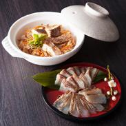 真鯛食べ比べセット 有限会社マキハラ 佐賀県 玄海町名物の真鯛を、しゃぶしゃぶやお茶漬け、炊き込みご飯などで満喫