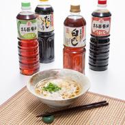 まる昌醤油おすすめ4本セット まる昌醤油醸造元   福岡県 伝統の味を守る、まろやかで口当たりのよい醤油とだししょうゆ