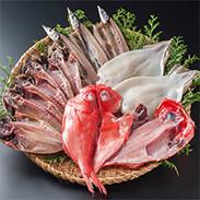 干物セット ハクダイ食品有限会社 千葉県 千葉県沖で獲れた、鮮度バツグンの魚介類を贅沢に干物にしました