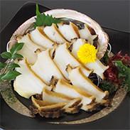 房州あわび磯煮 ハクダイ食品有限会社 千葉県 伝統の素もぐり漁で獲った鮮度抜群の房州あわびを独自の味付けで仕上げました