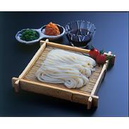 GS-S 五島手延うどん協同組合 長崎県 長崎・五島特産の手延べうどんと、風味のよいあごだしスープをセットにしました