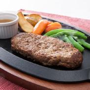 マインズハンバーグ 5個セット 株式会社トリプルライク  大分県 白ワインソースが絶品の豊後牛が入ったハンバーグ
