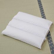 睡眠健康指導士と布団職人が良質睡眠にこだわったそば殻枕〔縦43cm×横68cm×高8cm〕