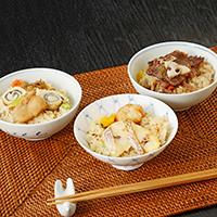 小豆島 潮彩小丼 三種6個セット〔オリーブ牛小丼2個、桜鯛小丼2個、舌平目小丼2個〕