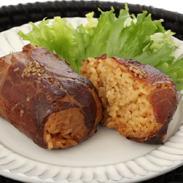 肉巻きおにぎりギフト〔肉巻おにぎり120g×8個〕九州・宮崎県産 日向屋