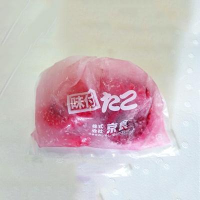 京食 味付タコ 巾着〔450g〕