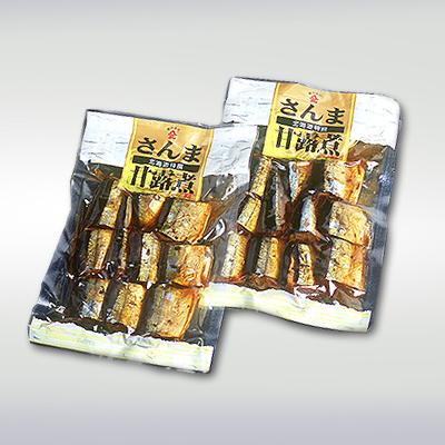 八丸堀内水産 さんま甘露煮〔150g〕