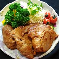 鹿児島県産 豚ロース味噌漬〔5パック〕