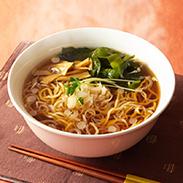 津軽煮干しラーメン あっさり鯵〔(麺110g×2袋、スープ32g×2個)×5箱〕