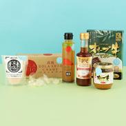 瀬戸内ブランドギフト〔天然塩、カレー、たまねぎドレッシング、牛肉みそ、飴 、レモンドレッシング〕