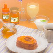 蜂蜜〔瓶200g×2個、トンガリ100g×1個〕