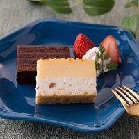 パティスリーしゅくいん 洋菓子ケーキ詰め合わせ〔ロールケーキ50g×5・ショコラ40g×2・ドゥーブル50g×2〕